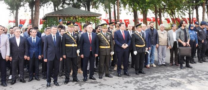 Cumhuriyet Bayramı törenleri başladı