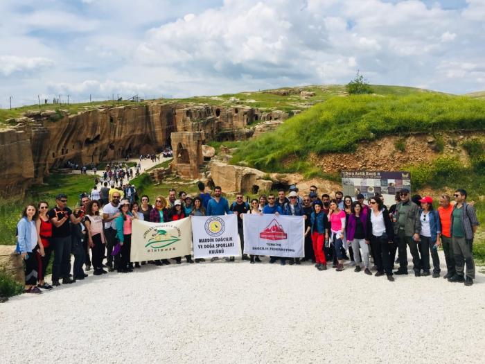 Dara Antik Kent'te Kültür Gezisi, Doğa Yürüyüşü ve kamp