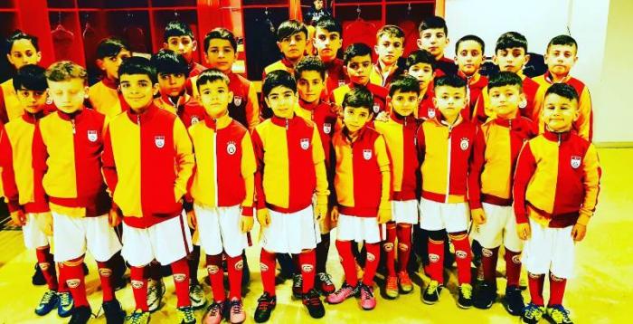 GS Nusaybin Okulu sporcuları dolu dolu bir sömestr geçirdi