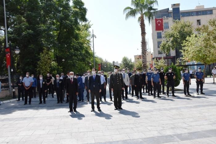 Nusaybin'de Gaziler Günü kutlandı