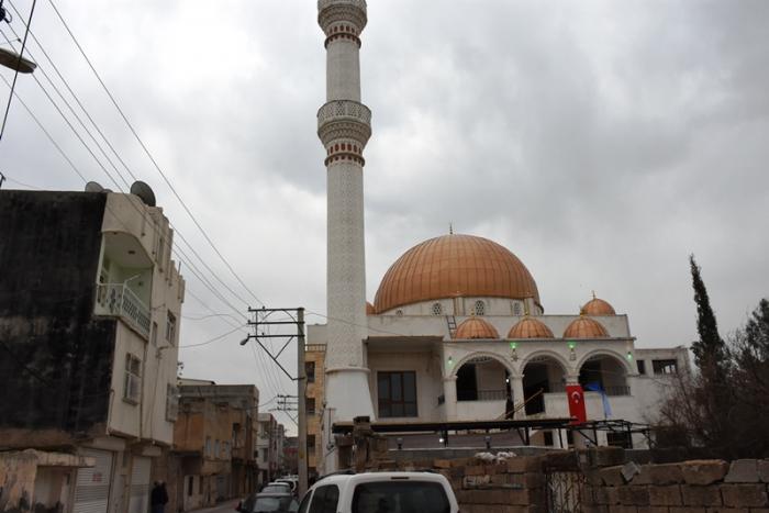 Nusaybin'de Şervan Çelik Camisi ve Taziye evinin açılışı yapıldı