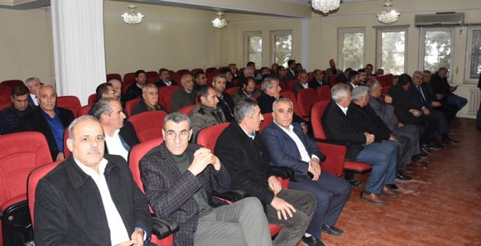 Nusaybin SYDV mütevelli heyeti seçimi