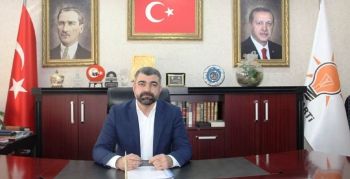 AK Parti İl Başkanı Kılıç, Mardin Barosunun açıklamasını kınadı