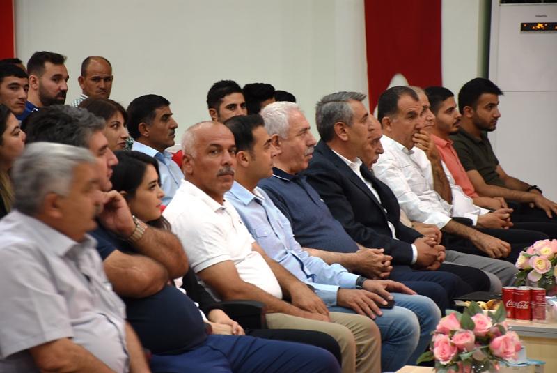 Ak Parti Nusaybin'de Aylık Danışma Meclisini yaptı