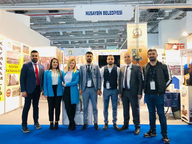 Avesis Hotel Travel Turkey Fuarına katıldı