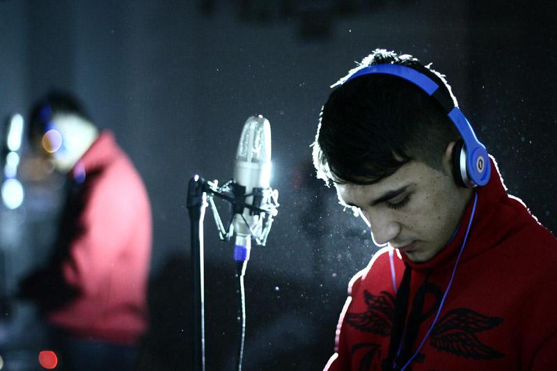 Nusaybinli Kürt Rap sanatçısı Jiwar'la özel