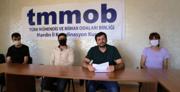 Elektrik kesintilerine bir tepki de Mardin TMMOB'den