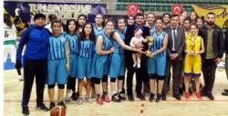 Gazi Anadolu Lisesindesporda bir haftada 4 başarı