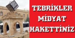 Midyat'a Sanat ve Tasarım Fakültesi açılmasına karar verildi