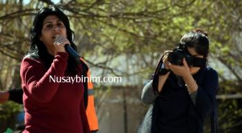 Nusaybin belediye eski eş başkanı Sara Kaya'ya 16 yıl hapis cezası