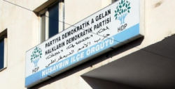 Nusaybin HDP'de kongre hazırlıkları başladı