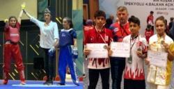 Nusaybinli sporcular Balkan ikincisi oldu