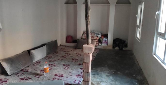 Nusaybin'de 4 kişilik aile hayırseverlerden yardım eli bekliyor