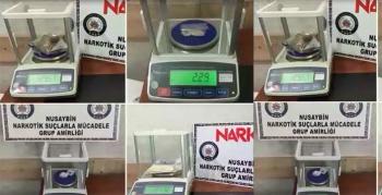 Nusaybin'de uyuşturucu operasyonu, 6 kişi tutuklandı