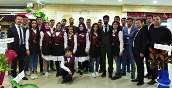 Nusaybin'in yükselen yıldızı Simurg Cafe ve Lezzet Salonu