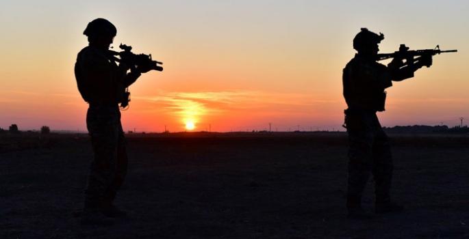 Nusaybin sınırında 1 YPG'li teslim alındı