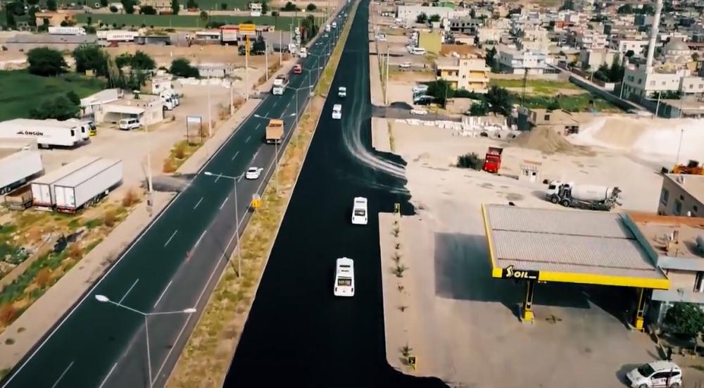 Nusaybin Belediyesi tanıtım filmi çekti