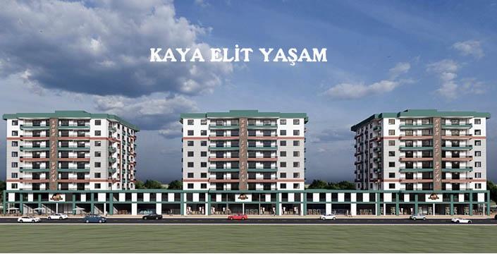 Kaya Elit Yaşam, Nusaybin'e yeni bir yaşam alanı sunuyor