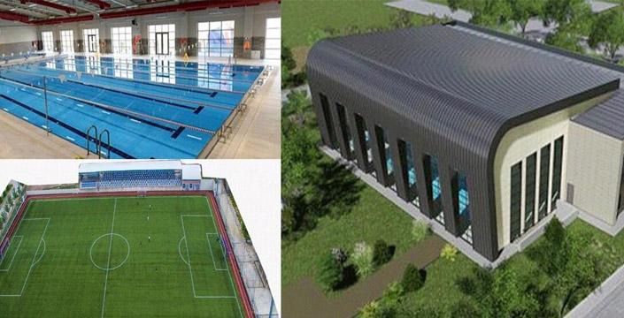 Nusaybin'e spor tesisleri müjdesi
