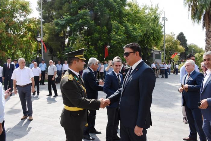 30 Ağustos Zafer Bayramı Nusaybin'de kutlandı