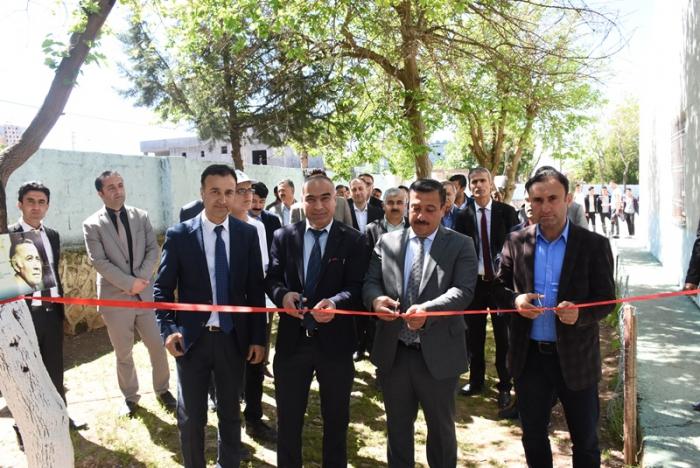 Duruca'da TÜBİTAK Bilim Fuarı açıldı