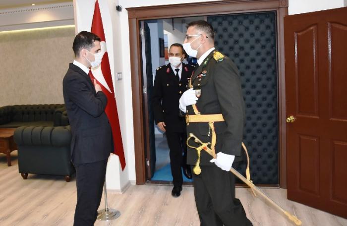 Nusaybin'de 29 Ekim Cumhuriyet Bayramı Törenle Kutlandı