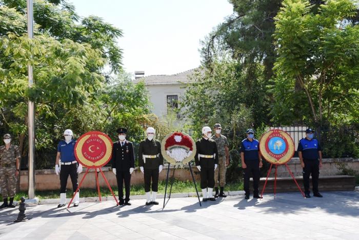 Nusaybin'de 30 Ağustos Zafer Bayramı Kutlandı