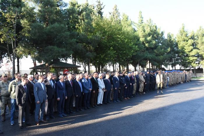 Nusaybin'de Atatürk'ü anma programı düzenlendi