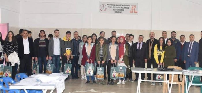 Nusaybin'de Bilim Olimpiyatları yapıldı