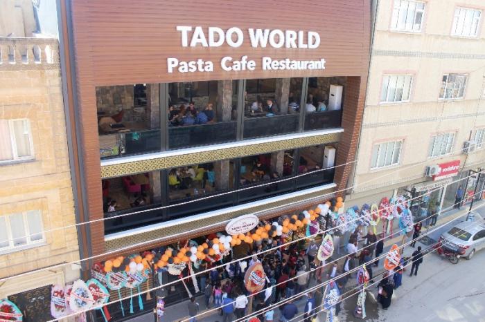 Nusaybin'in yeni yüzü TADO WOLRD açıldı