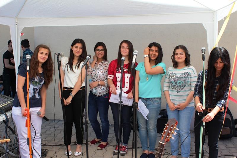 Anadolu Lisesi 4. Bahar şenliği