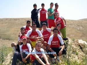 Nusaybin Asos'tan 7 Öğrenci Spor Akademilerine yerleşti