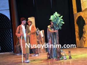 Nusaybin'de 'Çol u Av'ın Galası Yapıldı