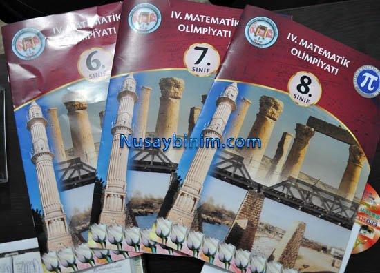 Nusaybin'de 4'üncü Matematik Olimpiyatı