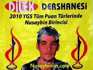 YGS - 2 Mardin 1incisi Dilek Dershanesinden