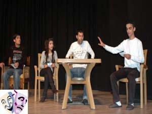 Teatra Mitanni Tercih Dışı Sınav Yerlerini Sahneye Taşıdı