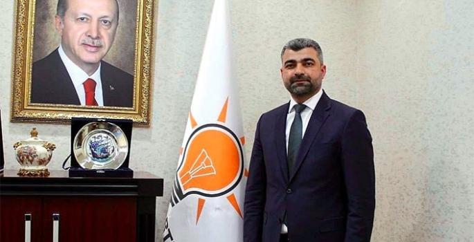 AK Parti Mardin İl Başkanı Faruk Kılıç'tan Kurban Bayramı Mesajı
