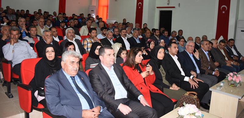 Ak Parti Nusaybin ilçe danışma toplantısı yapıldı