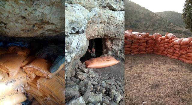 Valilik: Nusaybin ve Ömerli'de Amonyum nitrat yakalandı