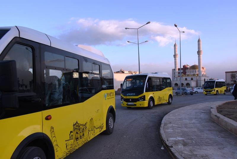 Şehir içi araçlar engelli ve yaşlılar ücretsiz taşıyacak