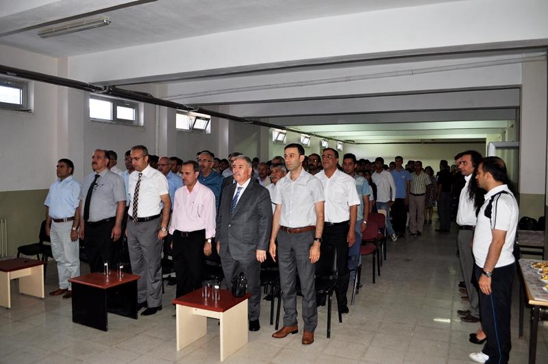 Atatürk Lisesinden Yıl sonu ödül töreni