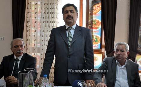 Atmaneki Aşireti üyeleri Nusaybin'de buluştu