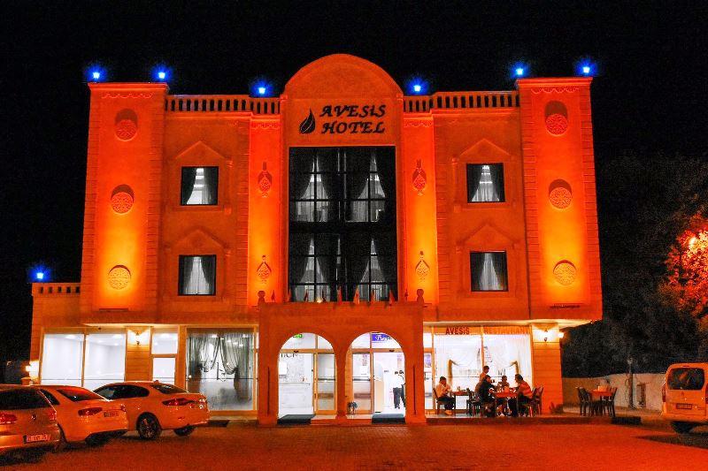 Nusaybin Avesis Hotel açılıyor