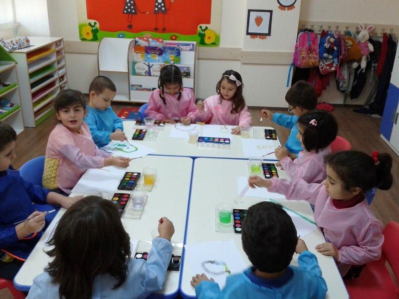 Aytekin Koleji'nden Okul Öncesi eğitim açıklaması