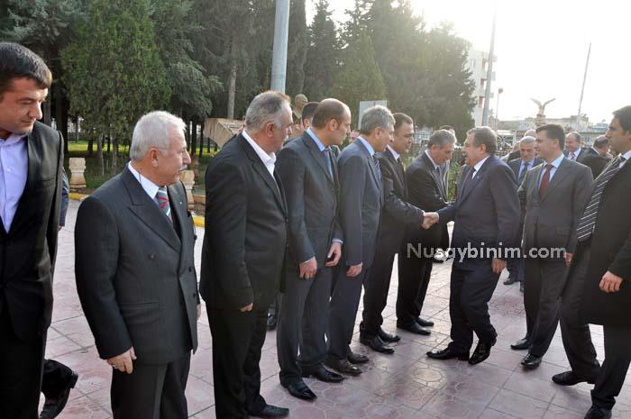 İçişleri Bakanı Güler Nusaybinde