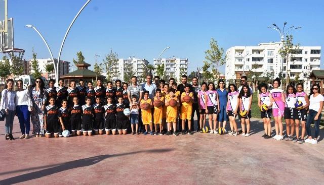 Belediyeden SODES Projesi ile gençlere katkı