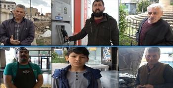 Belediyeden Türkçe, Arapça, Kürtçe ve Süryanice evde kal çağrısı