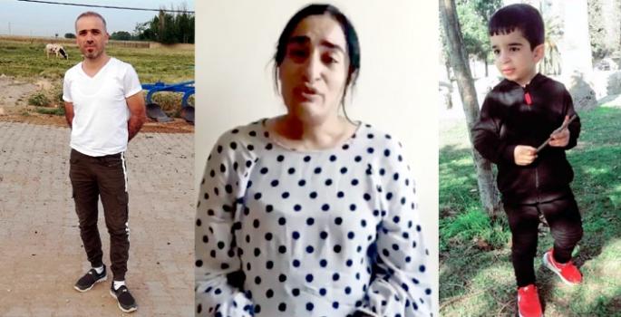 Berivan Cansu, Ege Denizinde kaybolan eşi ve oğlunun bulunmasını istiyor