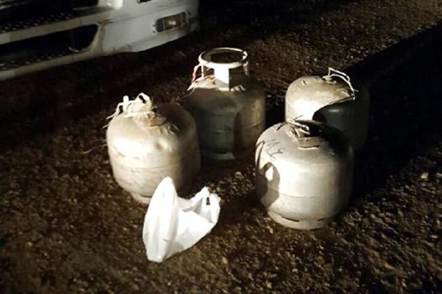 Nusaybin - Kızıltepe yolunda bombalı araçlı yakalandı
