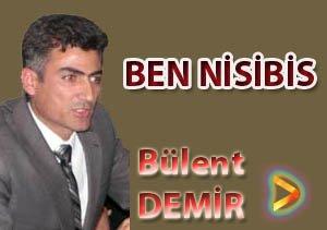 Eğitimci-Yazar Bülent Demir, 'Ben Nisibis' yazısıyla Nusaybin'in tarih şeridini ortaya koydu